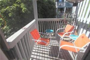 Great Townhouse Layout With 3 Balconies Off The Rear Rooms