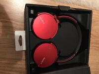 *NEW* Sony Wireless Extra Bass Headphones MDR XB650BT