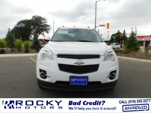 2013 Chevrolet Equinox - BAD CREDIT APPROVALS