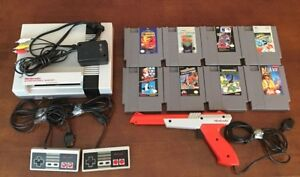 nes system with games