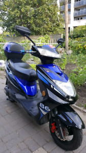 Emmo electric Scooty S6