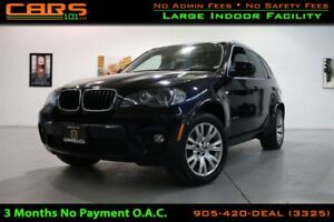 2011 BMW X5 xDrive35i|M-Sport|7 Passenger|Sunroof|Navigation|