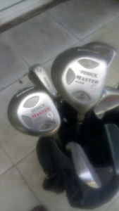 Penick Master golf clubs