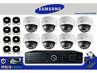 cctv camera systm with camera x4 and 500gb