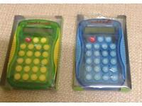 NEW uni-ball Calculator, 2 for £9