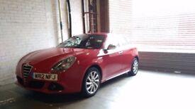 Alfa Romeo Giulietta Veloce Jtdm 170bhp