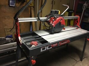 Wet saw for sale
