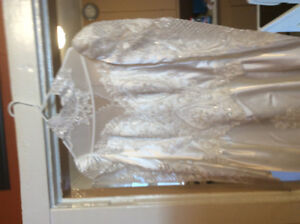 Wedding Gown with Hat & veil