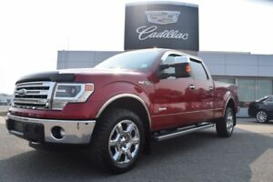 2013 Ford F-150 Supercrew Lariat