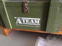 A-TEAM ULTIMATE COLLECTION