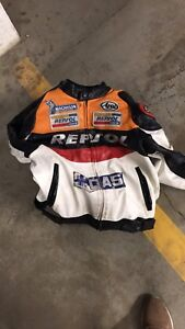 Honda sport bike gear