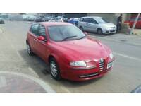 ++++QUICKSALE WANTED ALFA ROMEO 147 DIESEL 53 PLATE+++MOT OCTOBER STARTS AND DRIVES+++