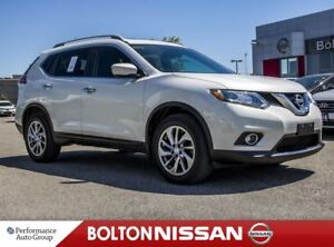 2014 Nissan Rogue SL|NAVI|Leather|Panoroof|Bluetooth