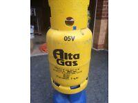 7kg butane gas bottle calor camping bbq caravan