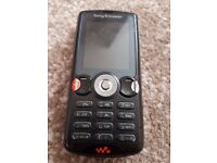 Sony Ericsson Walkman W810i - Satin Black Mobile Phone