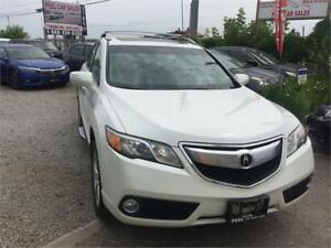2013 Acura RDX Tech Pkg|NAVI|REAR VIEW|ACCIDENT FREE|
