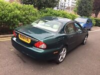 2009 (58) Jaguar X-Type 2.2 D DPF Sovereign 4dr==Auto