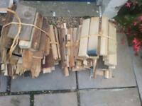 kindling fire wood