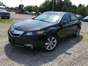 2013 Acura TL w/Tech Pkg/LEATHER/SUNROOF/NAV/BACKUP CAM