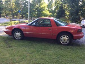 1991 Buick Reatta, auto de collection, PRIX RÉDUIT