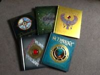 Ology books in mint condition