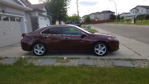 2009 Acura TSX 6spd/Leather/sunroof/REDUCED