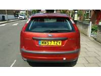 FORD FOCUS 1.6 ZETEC 5 DOOR CLIMATE PACK 1 YEARS MOT ONLY 71000 MILES