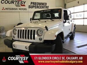 2016 Jeep WRANGLER UNLIMITED Sahara | Freedom Top | Just Arrived