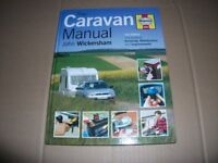 Haynes Caravan Manuals Camper/dayvan/camping £15 The pair