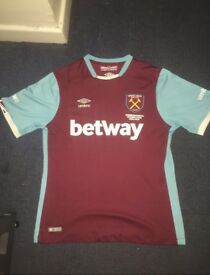West Ham Shirt 16/17 Large
