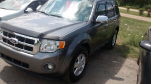 2012 Ford Escape XLT SUV, Crossover  CHECK THIS DEAL OUT