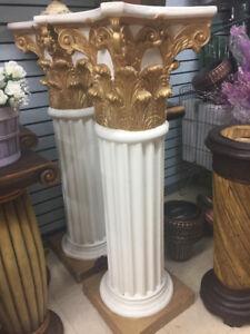 beautiful pillar set