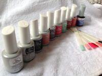 IBD gel polish