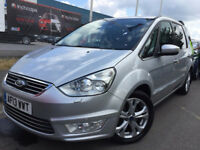 2013 FORD GALAXY 2.0 TDCI TITANIUM X AUT LEATHER