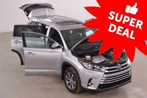 2017 Toyota Highlander Hybrid XLE (Démonstrateur)