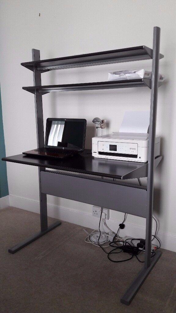 Ikea Fredrik Computer Workstation Desk In Leicester