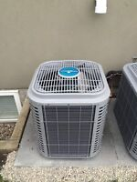 Air conditioner $2395 and up 587-437-3308