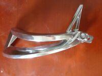 2005 2006 OEM Triumph Speed Triple left pillion footrest hanger T2080948