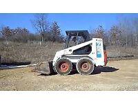wanted bobcat skidsteer must be diesel