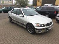 Lexus is 200....Auto....New Cambelt....