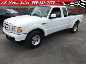 2011 Ford Ranger Sport, Extended Cab, Automatic