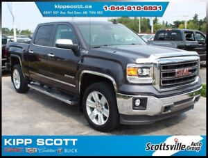 2015 GMC Sierra 1500 SLT Preferred, Nav, Leather, Sunroof