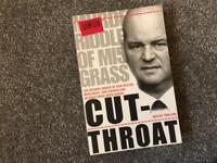 Cut Throat Book