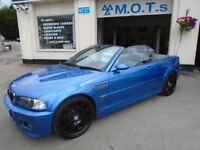 Convertible BMW M3 3.2L sequential - M3 XLH for sale
