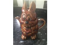 Vintage Price & Kensington bunny rabbit teapot - very cute!