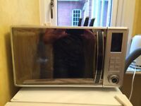 Russell Hobbs Microwave - 2 Years Old - Good Condition - Smoke free and pet free home