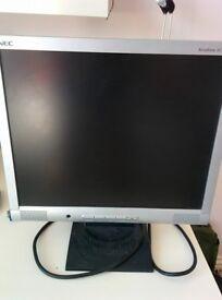 """NEC 15"""" LCD Monitor AccuSync LCD72VM"""