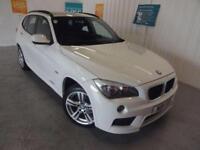 2011 11 BMW X1 2.0 XDRIVE18D M SPORT 5D 141 BHP DIESEL