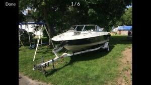 1996 Montego 169 17ft boat READ AD BEFORE RESPONDING
