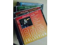 Blues Collection - full set of 90 CDs